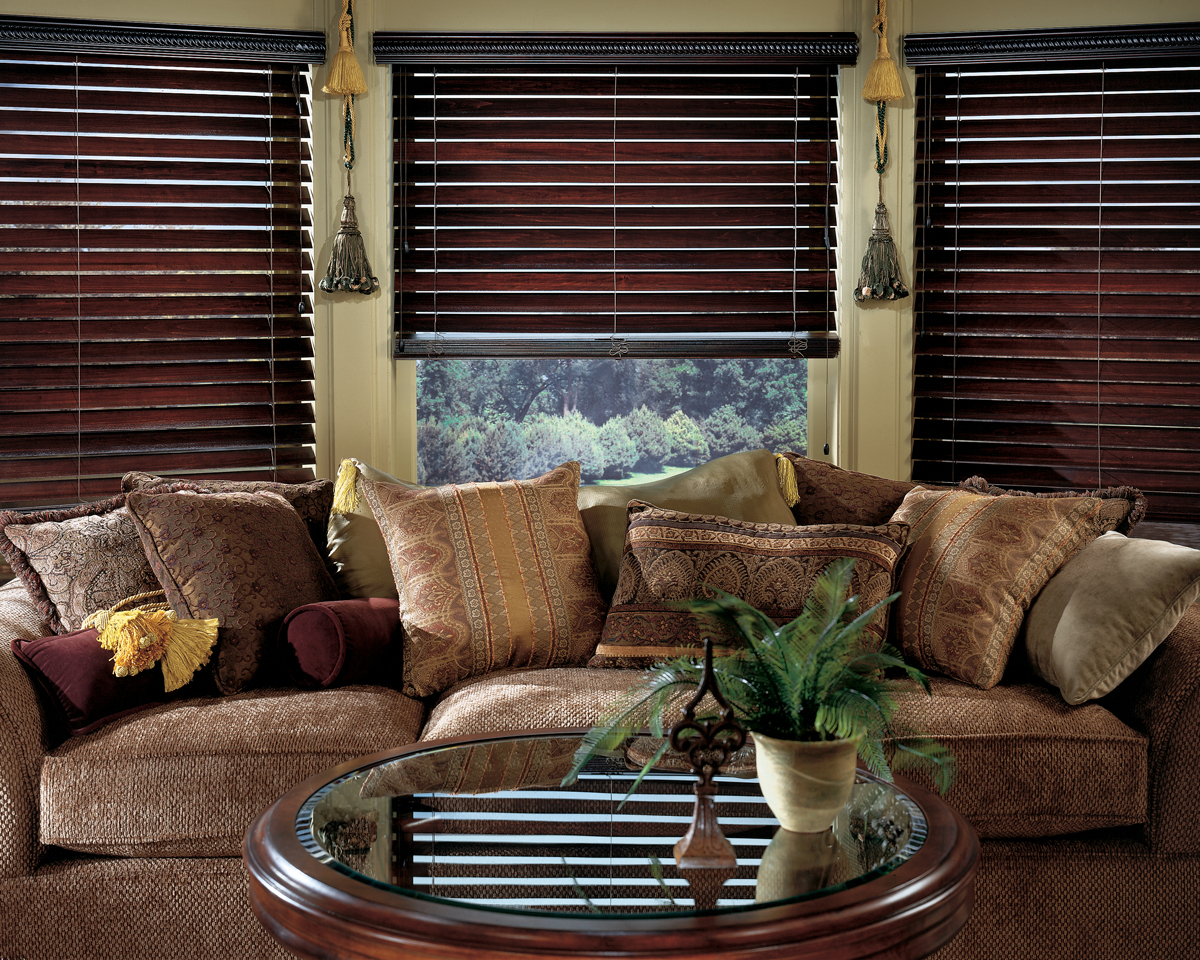 Century 2 Wood Blinds Country Woods Expose